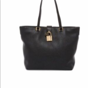 NIB 100%Authentic Dolce Gabbana Large Leather Tote